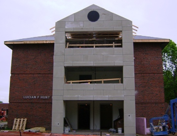 Hunt Hall Renovations