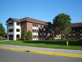 Magers Hall