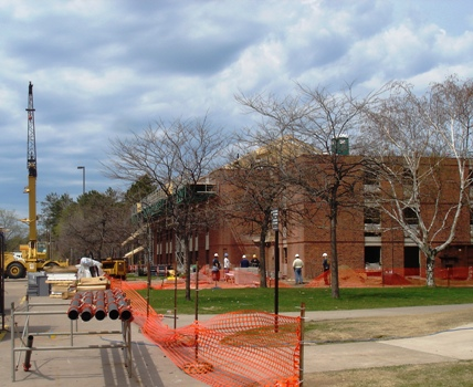 Hunt Hall Renovation