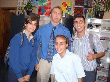 2008: Mark Grams & Students � MacLeans College, Auckland, New Zealand