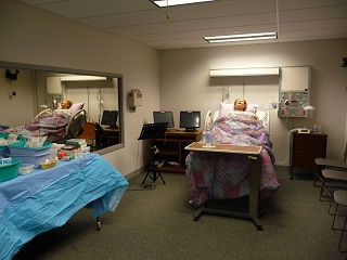 Maternity Simulation Lab