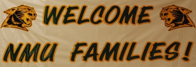 NMU Family Weekend Welcome