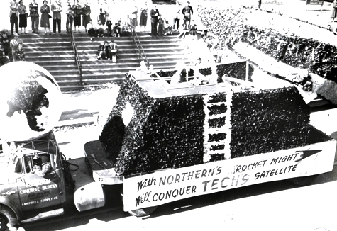 Homecoming Parade 1957
