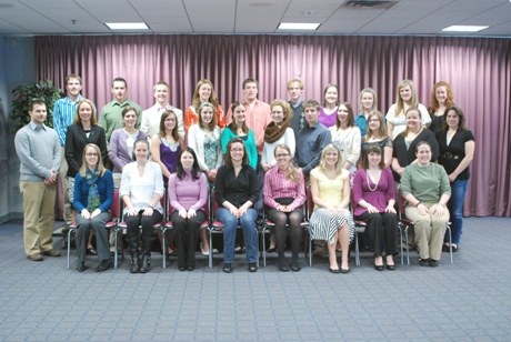 April 2011 Superior Edge Graduates