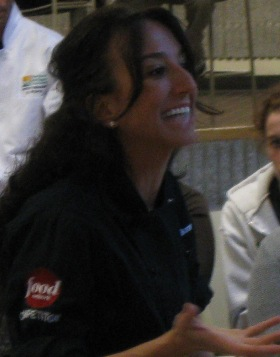 Celebrity Chef Michelle Bommarito.