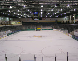 Berry Events Center Ice