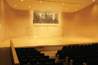 Reynolds Recital Hall