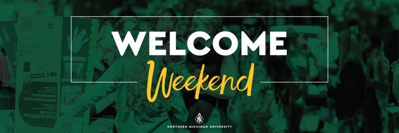 "Twitter ""Welcome Weekend"" Cover Photo"