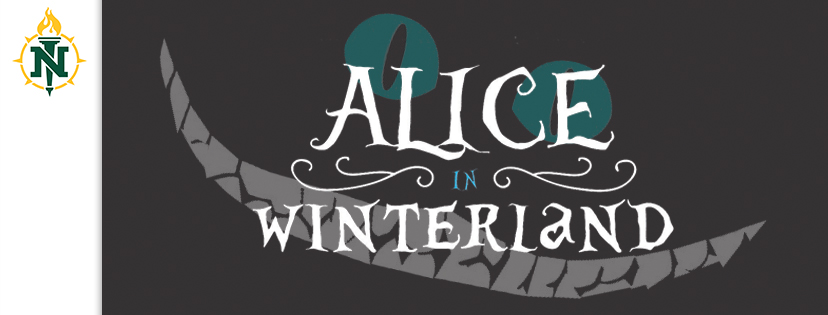 "Black ""Alice in Winterland"" cover photo"