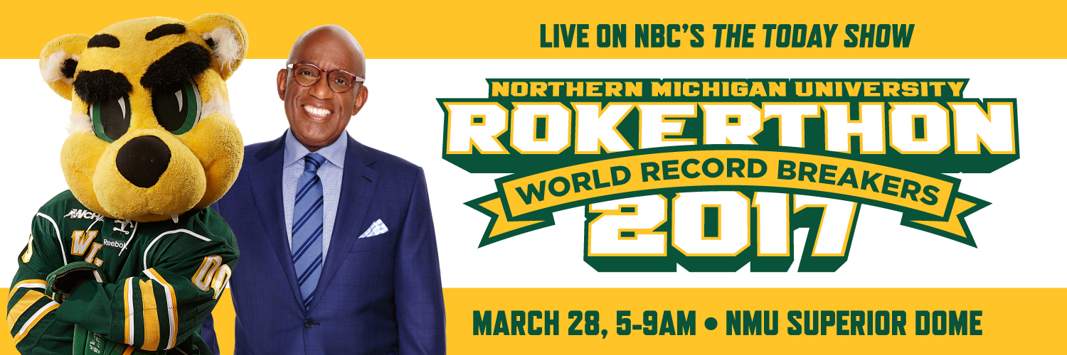 Rokerthon at NMU Twitter cover photo